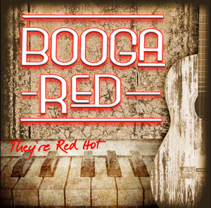 "Booga Red Cd ""They're Red Hot"""